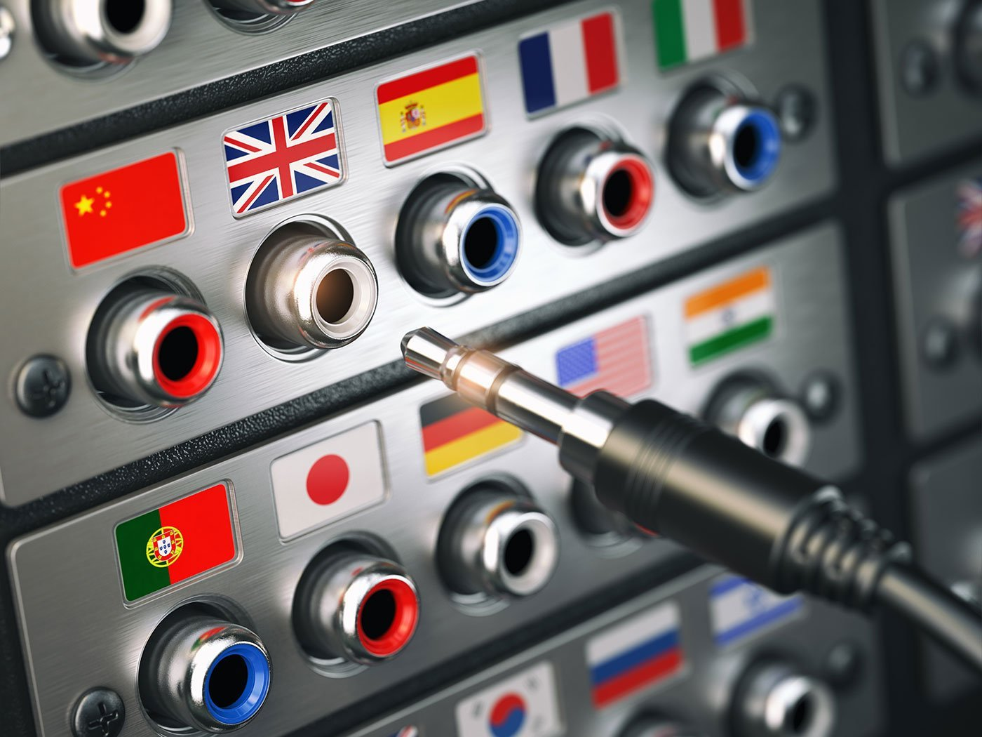 Применение оборудование для синхронного перевода