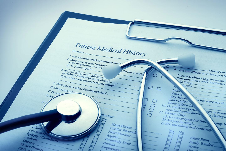 Перевод медицинских заключений