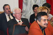 Участники форума, в центре Михаил Цвиллинг