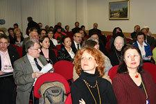 Участники форума на пленарном заседании