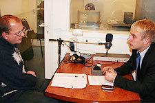 В эфире программа «20 минут» с Игорем Игоревым